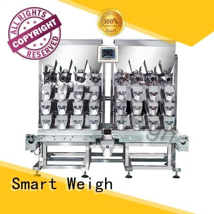 eco-friendly linear combination weigher smart directly sale for foof handling