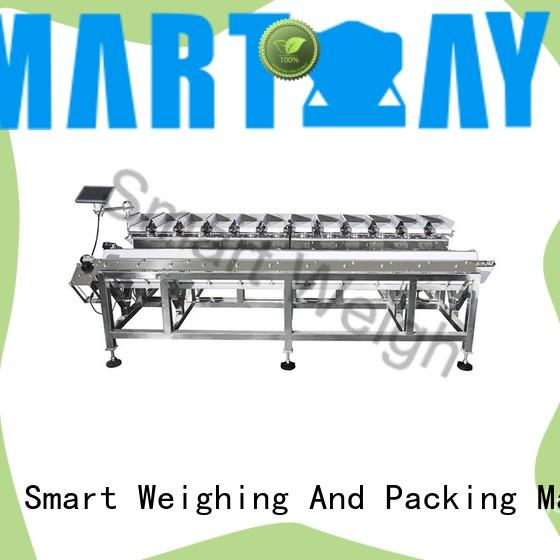 steady combination scale weighers head with good price for food weighing