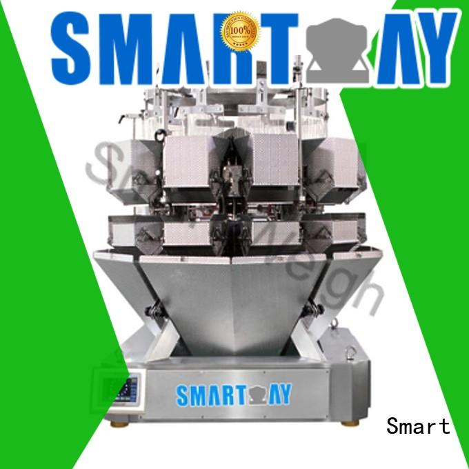accurate speed smart mixture multihead weigher packing machine Smart Brand