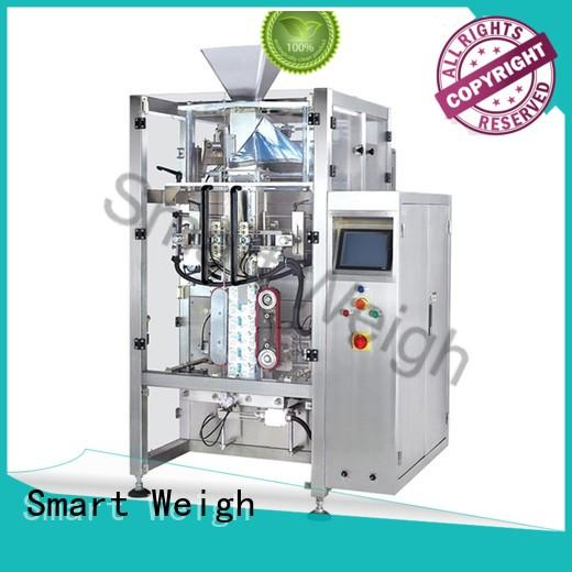 Smart Weigh quadsealed seal packing machine for food packing