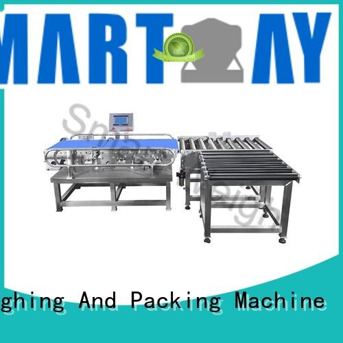 checkweigher machine vision inspection China manufacturer for food packing Smart Weigh