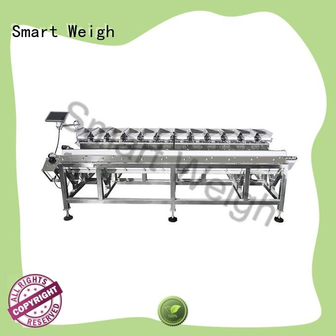 easy-operating linear weigher machine pork for food packing
