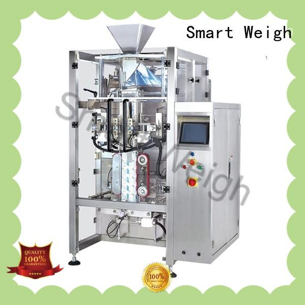 Smart Weigh eco-friendly multihead weigher packing machine for foof handling