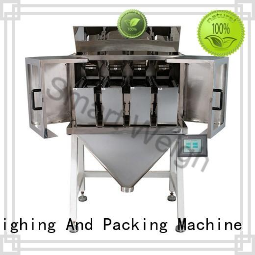 Smart Weigh linear linear weigher single head with good price for food packing