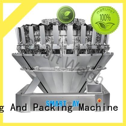 Smart Weigh best multihead weigher packing machine customization for food packing