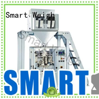Smart Weigh system automated packaging machine with cheap price for foof handling