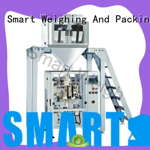 Smart Weigh multihead smart packaging system China manufacturer for food weighing