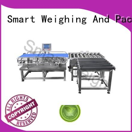 Smart Weigh combined check weigher in bulk for food labeling