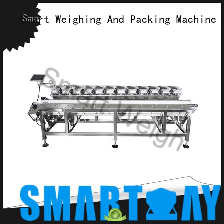 steady electronic weighing machine combination from China for food labeling