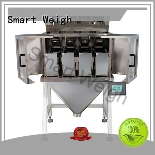 best-selling 4 head linear weigher weigher for foof handling
