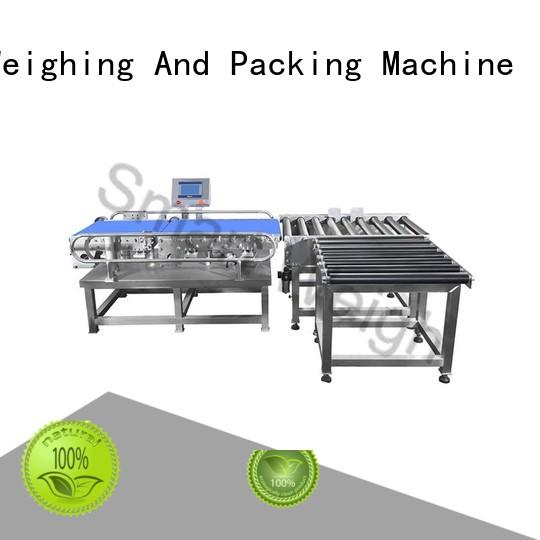 Smart Weigh combined metal detector machine with good price for food packing