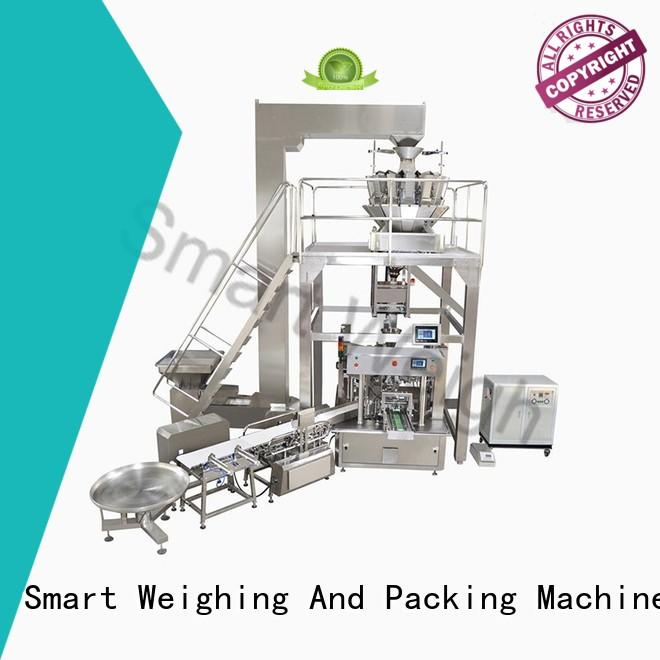 Smart Weigh powder automated packaging systems with good price for food weighing