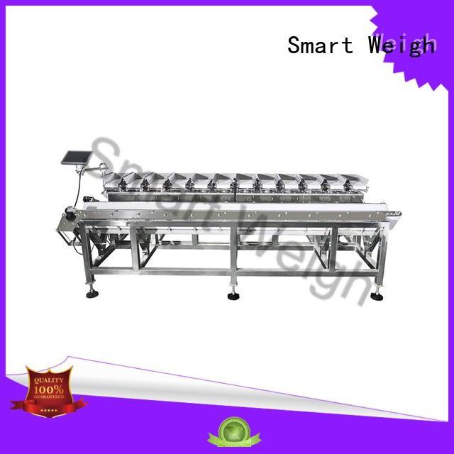 smart combination weigher save manpower certified Smart Weigh company