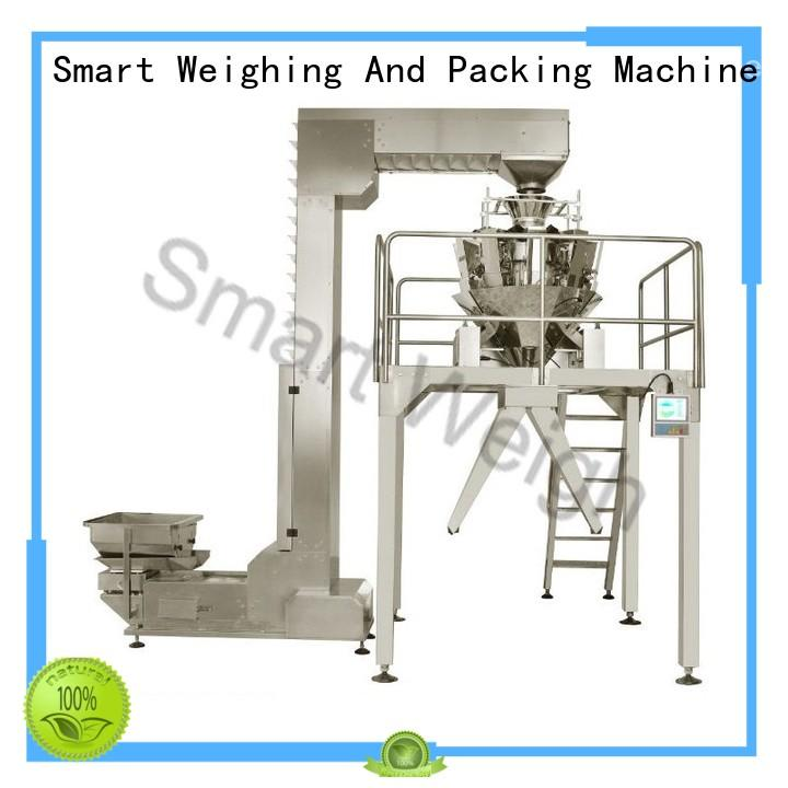 Smart Brand measure smart linear premade automated packaging systems