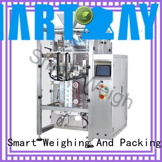 Smart Weigh eco-friendly packing machine factory price for foof handling