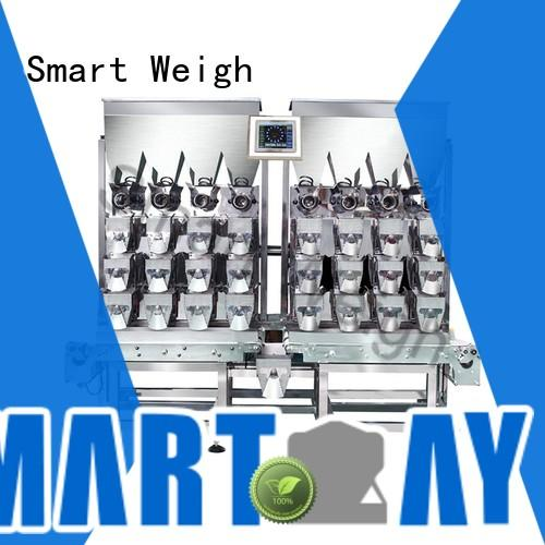 Smart Weigh best-selling multihead weigher packing machine factory price for food weighing