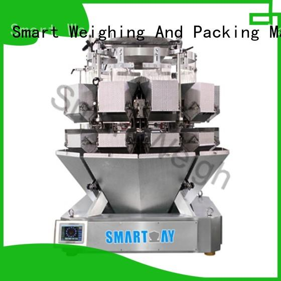 large multihead weigher mini for food labeling Smart Weigh