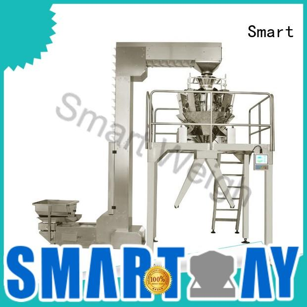 semiautomatic bag measure smart packaging systems inc Smart Brand