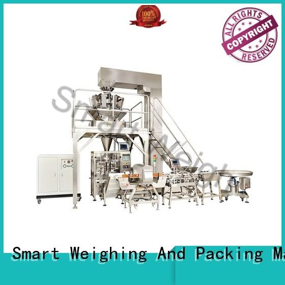 Smart Weigh premade weighing packing system factory price for food weighing