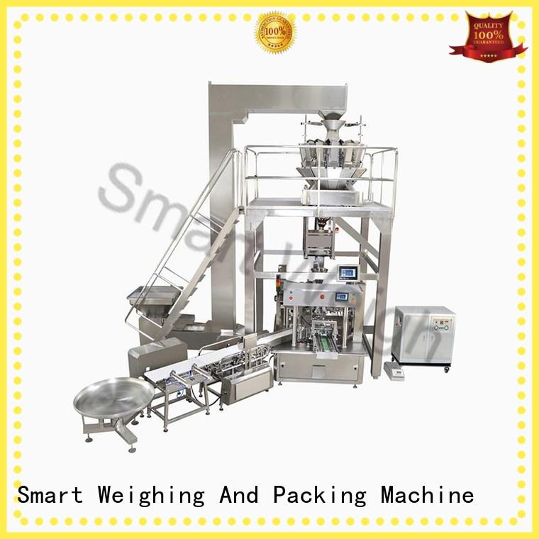 Smart Weigh Brand smart premade automated packaging systems manufacture
