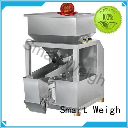 Smart Weigh durable 4 head linear weigher for food labeling