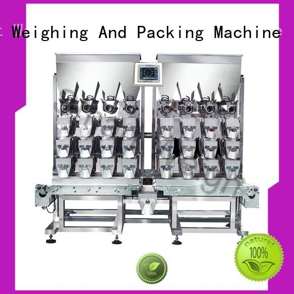 Smart Weigh adjustable bagging machine weigher for food weighing