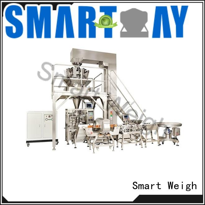 packaging automation systems multihead for foof handling Smart Weigh