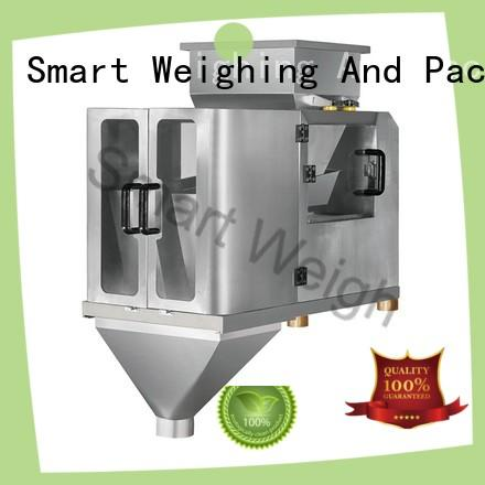 Smart Weigh smart pouch packing machine for food weighing