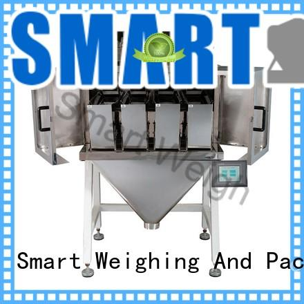 Smart Weigh weigh bag sealing machine inquire now for food labeling
