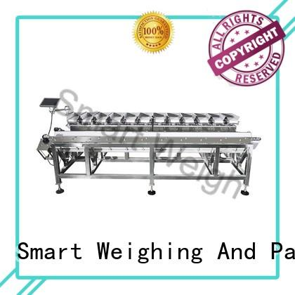 steady linear weigher machine inquire now for food labeling