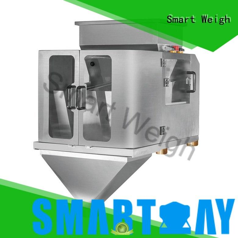 pouch linear weigher with good price for food labeling Smart Weigh