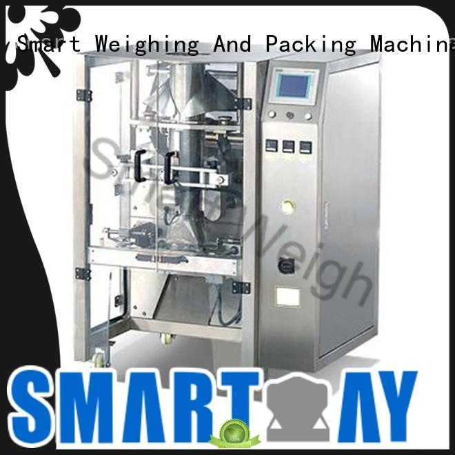 bag pouch automatic quadsealed packaging machine Smart
