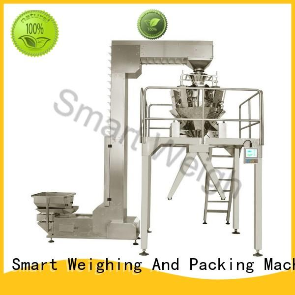 Smart Weigh precise automatic bagging system inquire now for foof handling