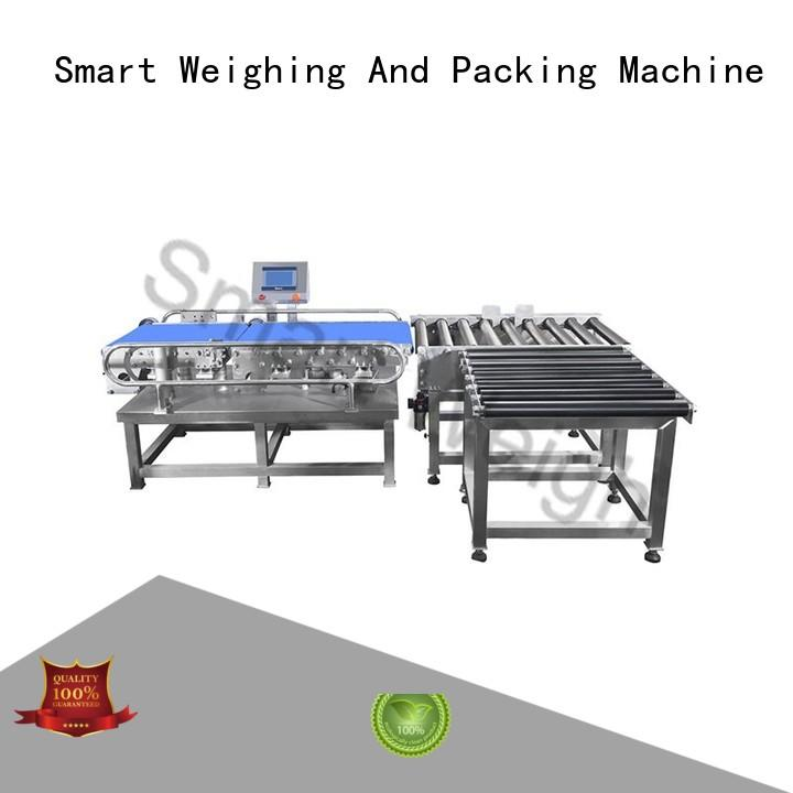 Smart Weigh combined inspection machine with cheap price for food labeling