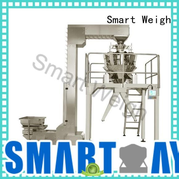 system integrated packaging systems China manufacturer for food weighing