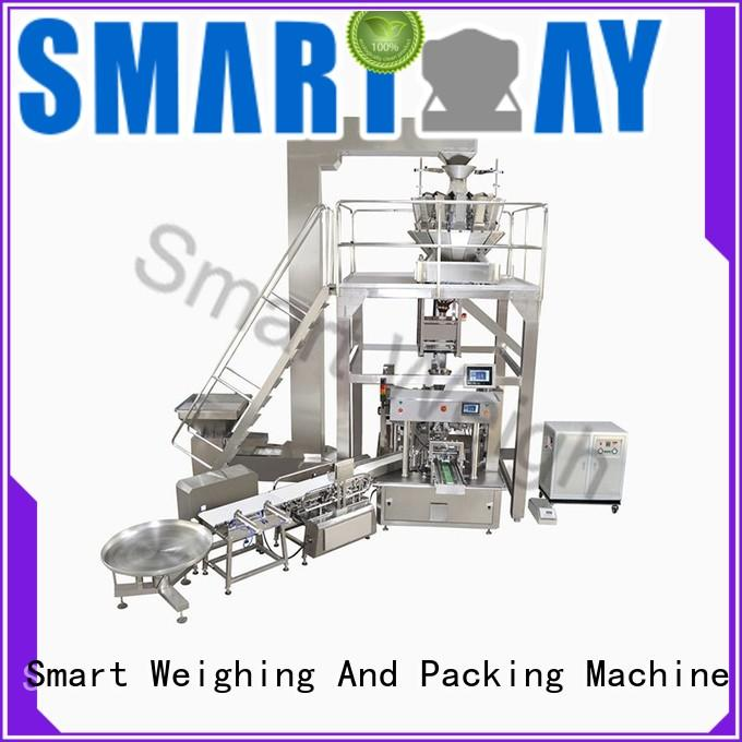 semiautomatic system packaging swpl1 for foof handling Smart Weigh