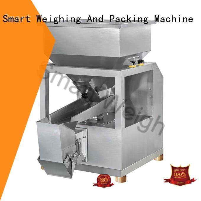 Smart Weigh precise packing machine from China for food weighing