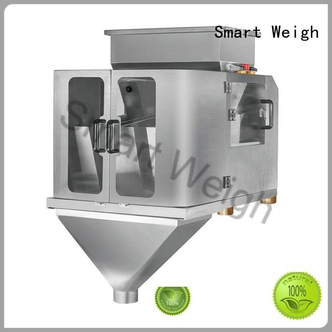 Smart Weigh durable linear weigher for food packing