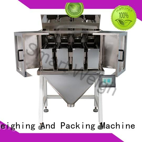 Smart Weigh accurate pouch packing machine for food packing