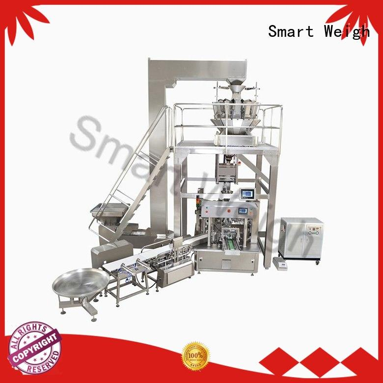 Smart Weigh premade bagging machine in bulk for food packing