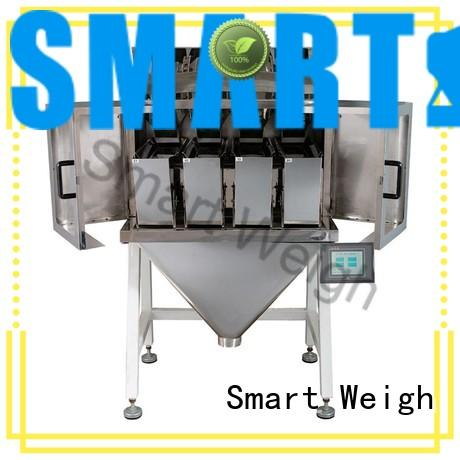 weigher 4 head linear weigher weigh for food packing Smart Weigh