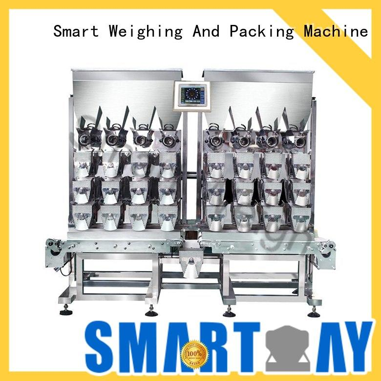 Smart Weigh weigher automatic combination weighers inquire now for foof handling