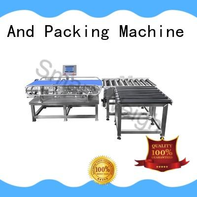 best check weigher machine metal China manufacturer for food weighing