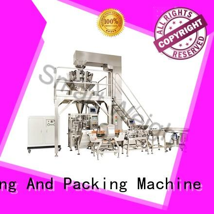 Smart Weigh stable multihead weigher packing machine order now for food weighing