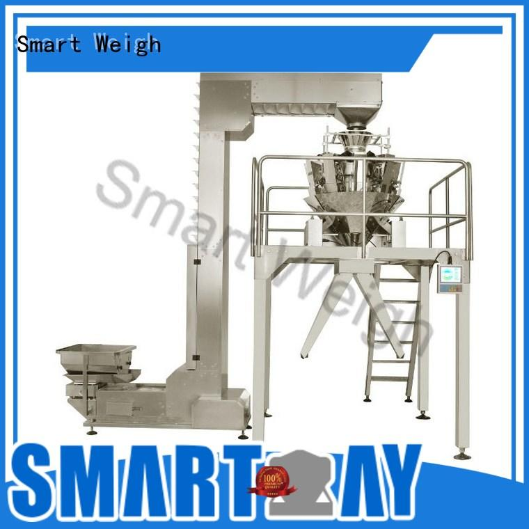 steady automatic bagging system packing customization for food packing