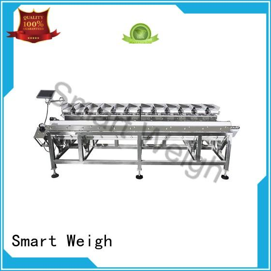 combination automatic combination weighers shape for food weighing Smart Weigh