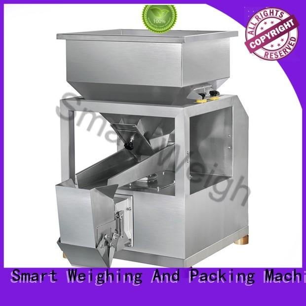 Smart Weigh linear linear weigher single head customization for food weighing