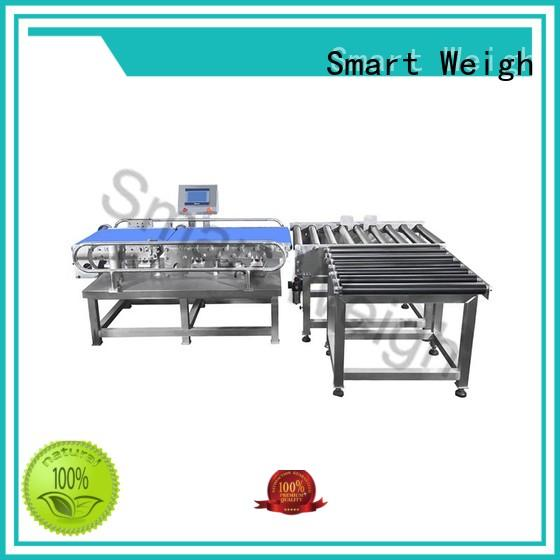 Smart Weigh automatic vision systems China manufacturer for food labeling