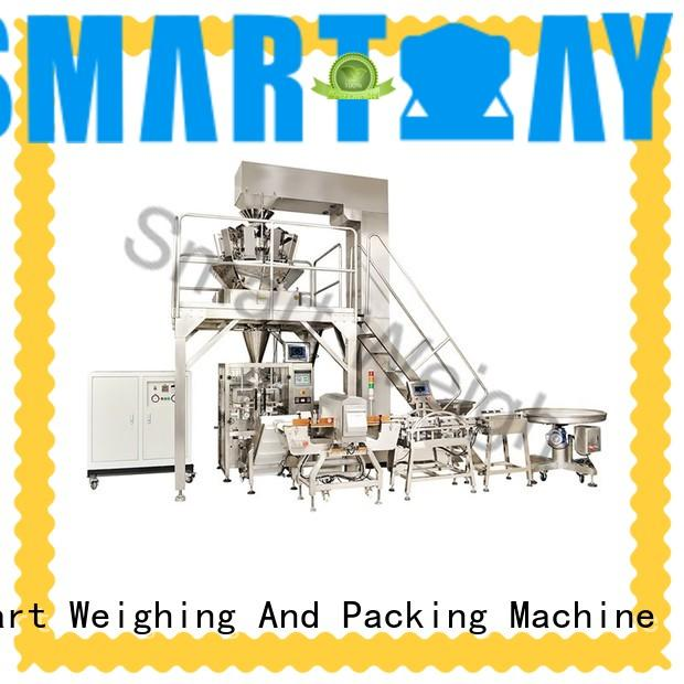 multihead weigher packing machine widely-use for food packing Smart Weigh