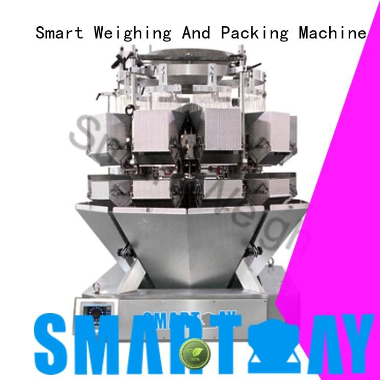 Smart Weigh durable multihead weighing machine factory price for food weighing